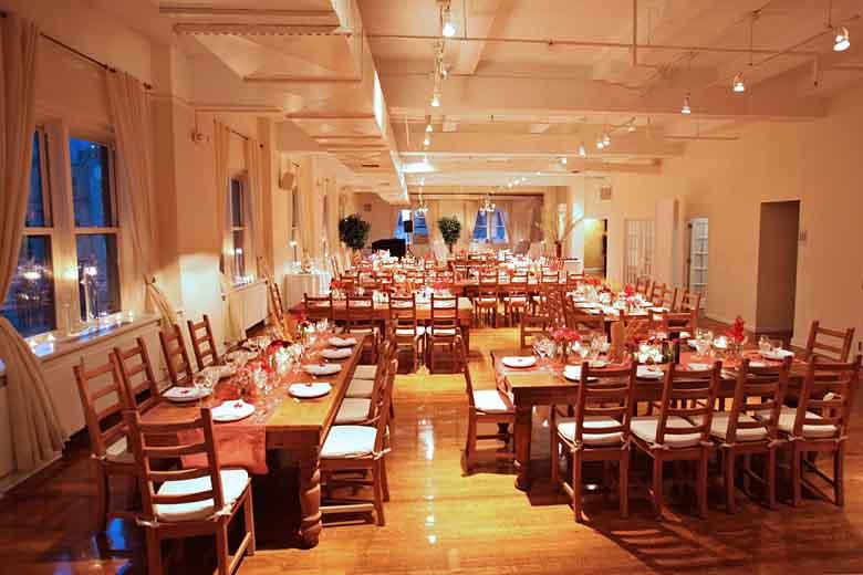 Event Wedding E Manhattan Midtown Loft Terrace