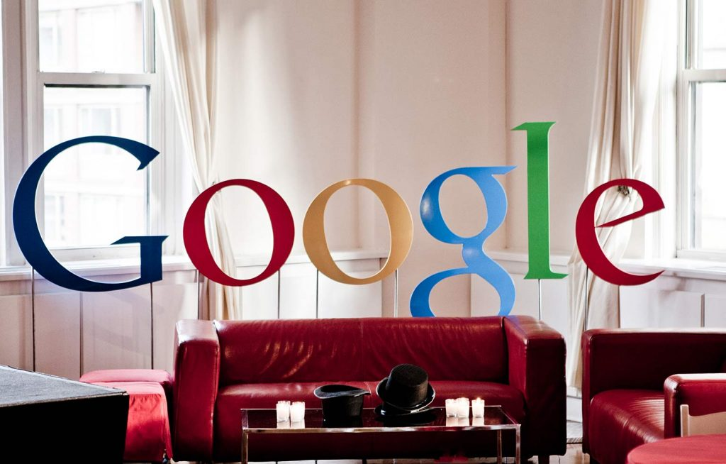 Google event - NYC corporate event space