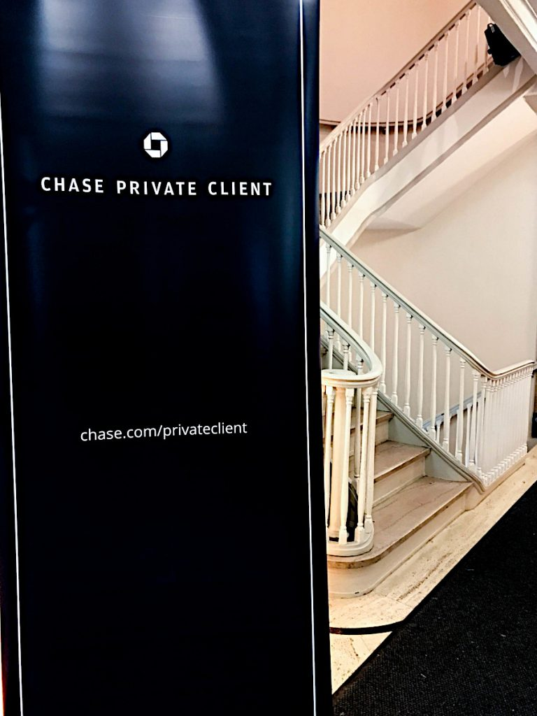 Chase Event - NYC corporate event space