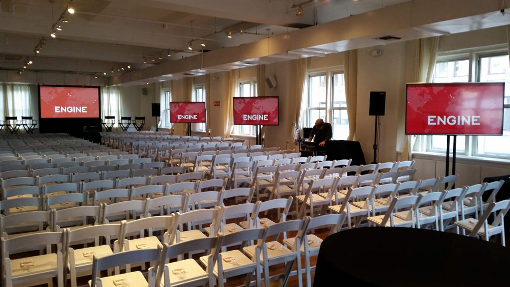 Engine Event - NYC corporate event space