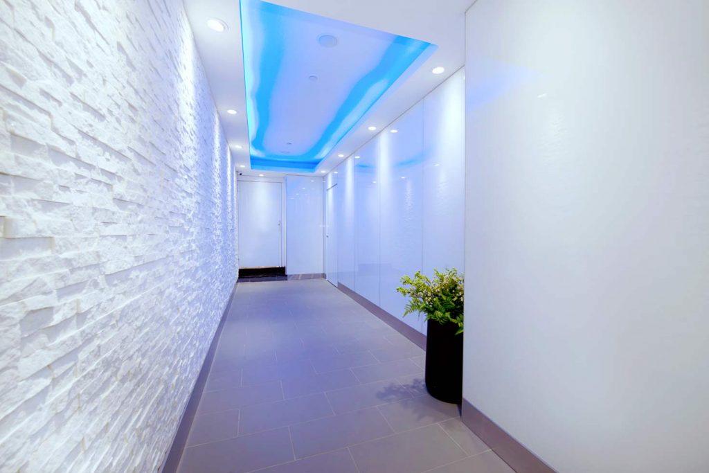 hallway - Midtown Terrace