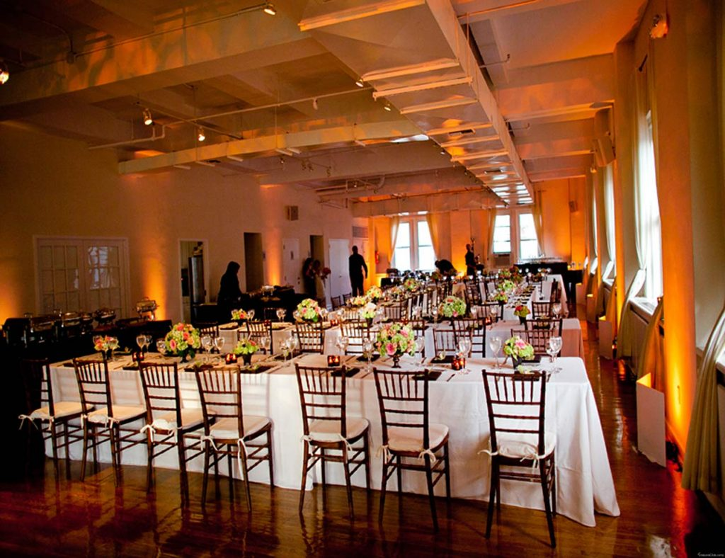33 Midtown Loft venue space decorated for Sweet 16 event