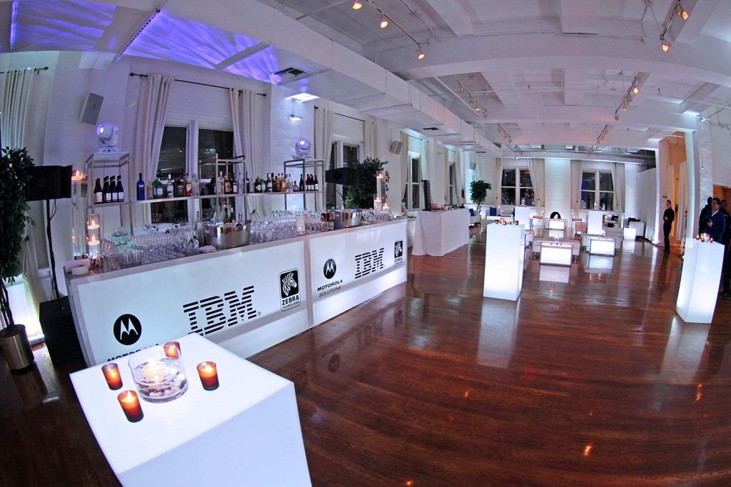 IBM event - NYC corporate event space
