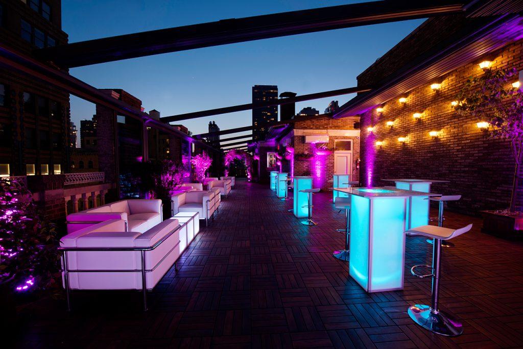 44 Bar Mitzvah at Midtown Loft & Terrace