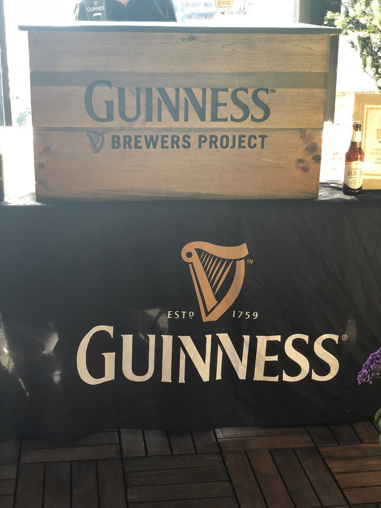 Guinness Event - NYC corporate event space
