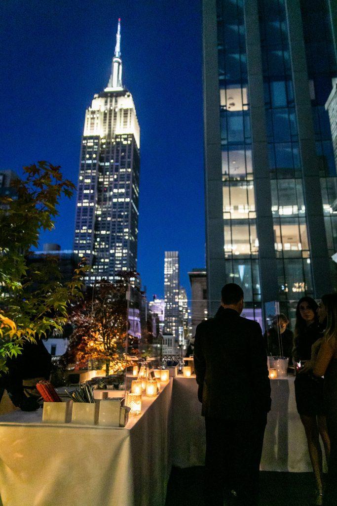 Outdoor Rooftop Event- Midtown Terrace