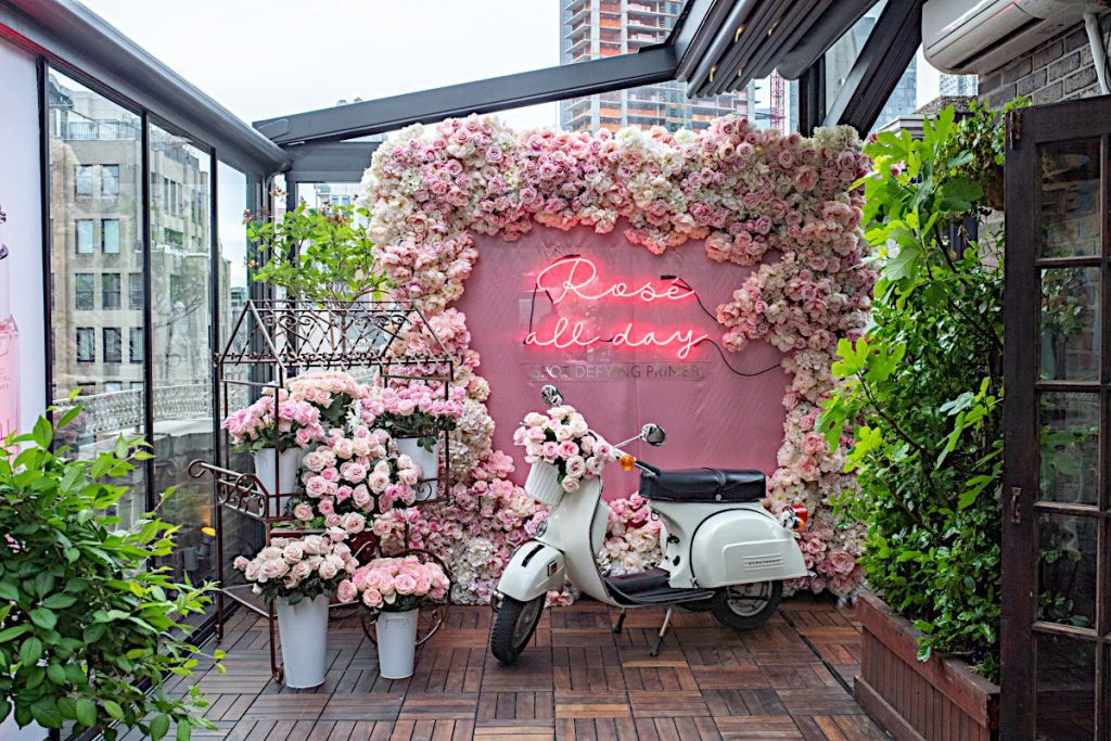 Rose  event - NYC corporate event space