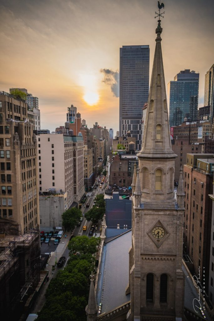 #10: Rooftop view from Midtown Terrace
