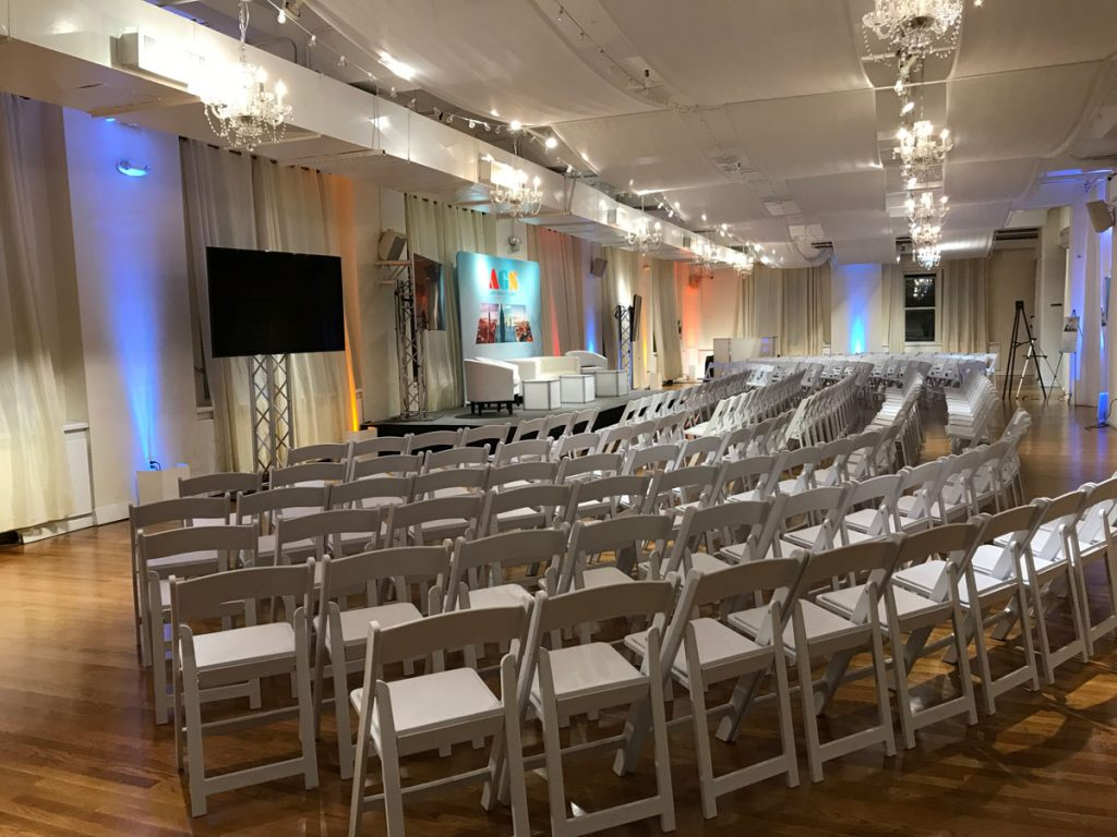 Conference set up - Midtown Loft