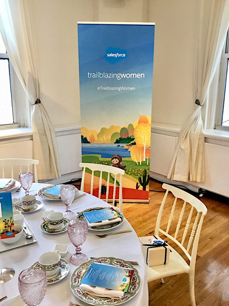 salesforce event - NYC corporate event space