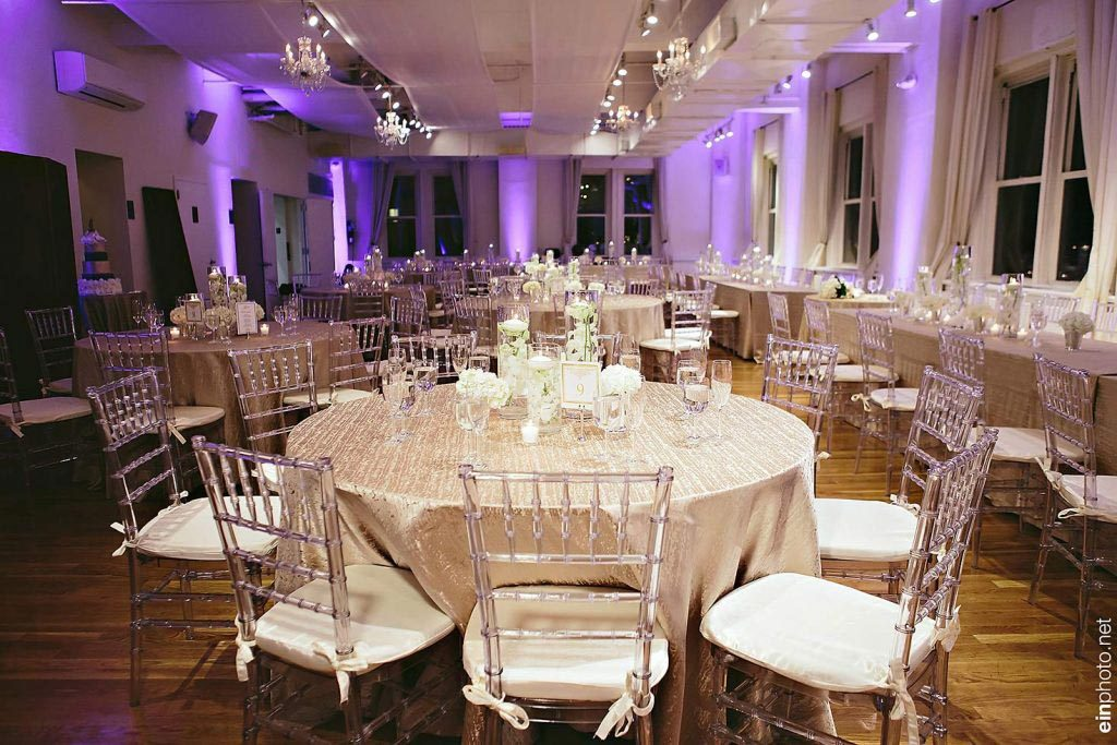 31 Midtown Loft venue space decorated for Sweet 16 event