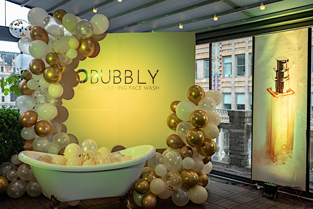 bubbly corporate event - Midtown Terrace