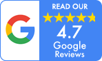google rating 4.7