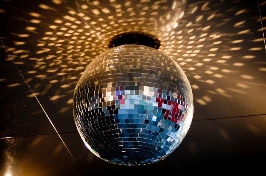 Disco Ball: $250